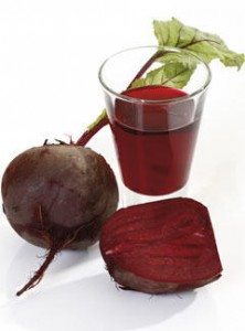 Beetroot and beet juice drink