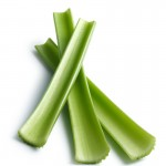 celery sticks to add to delicious apple juice recipes