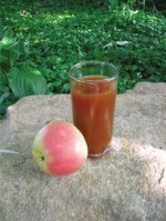 Slimming Apple and Spinach Juice Recipe
