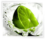 lime for lime concentrate drink