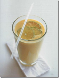 peach,-mango-and-lime-smoothie